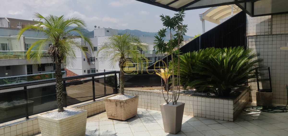 1 - Cobertura 3 quartos à venda Recreio dos Bandeirantes, Rio de Janeiro - R$ 1.470.000 - EBCO30054 - 1