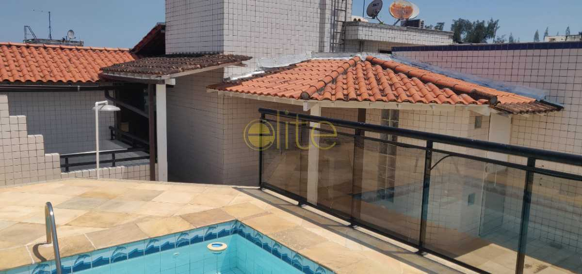 13 - Cobertura 3 quartos à venda Recreio dos Bandeirantes, Rio de Janeiro - R$ 1.470.000 - EBCO30054 - 14