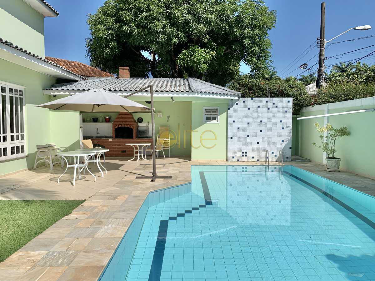 EBCN40250 - Casa em Condomínio 4 quartos para venda e aluguel Barra da Tijuca, Barra da Tijuca,Rio de Janeiro - R$ 4.200.000 - EBCN40250 - 5