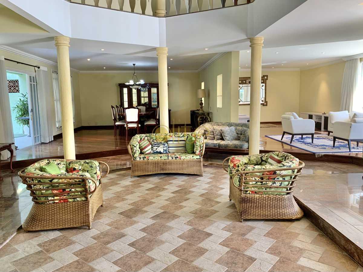 EBCN40250 - Casa em Condomínio 4 quartos para venda e aluguel Barra da Tijuca, Barra da Tijuca,Rio de Janeiro - R$ 4.200.000 - EBCN40250 - 6