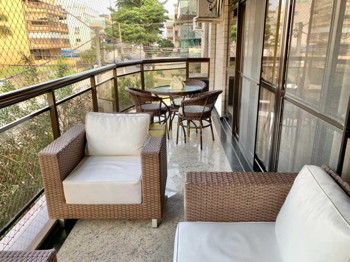 16. - Apartamento 3 quartos à venda Recreio dos Bandeirantes, Rio de Janeiro - R$ 1.300.000 - EBAP30191 - 7