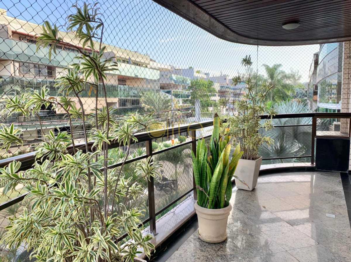 10. - Apartamento 3 quartos à venda Recreio dos Bandeirantes, Rio de Janeiro - R$ 1.300.000 - EBAP30191 - 15