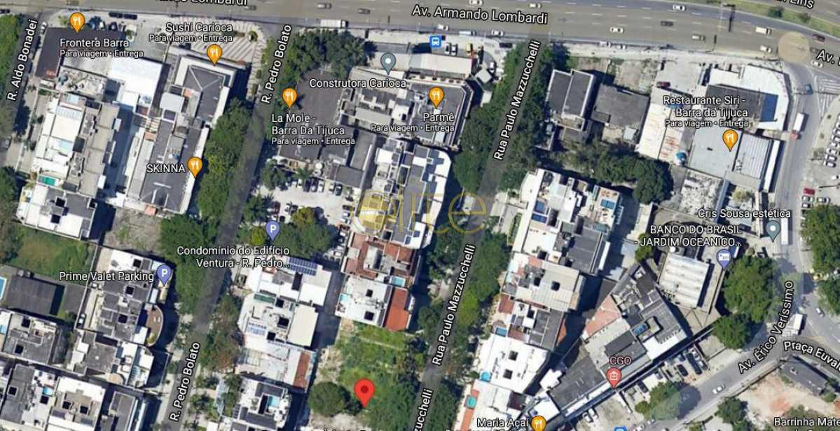 Capturar - Terreno 1050m² à venda Barra da Tijuca, Barra da Tijuca,Rio de Janeiro - R$ 12.000.000 - EBLT00002 - 1