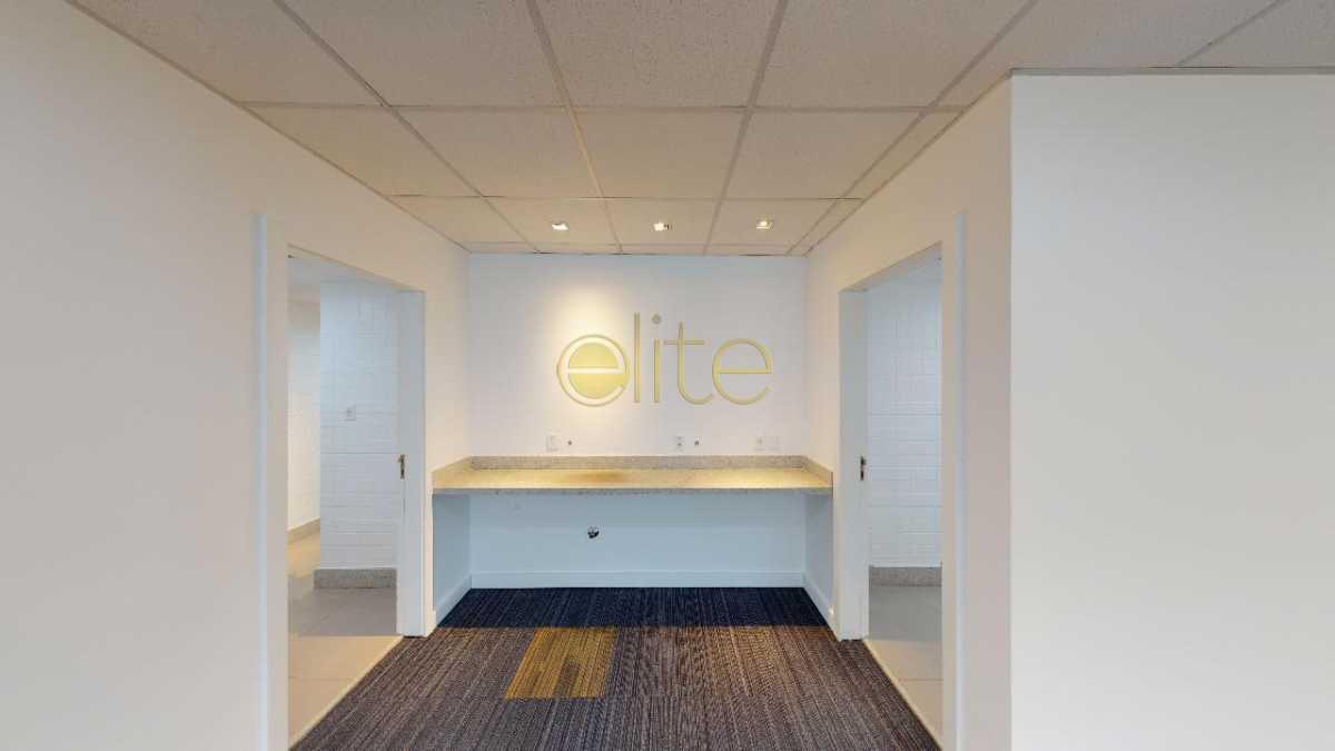 Cond-Rio-Office-Park-Bloco-05- - Sala Comercial 544m² para venda e aluguel Jacarepaguá, Rio de Janeiro - R$ 3.490.000 - EBSL00040 - 1