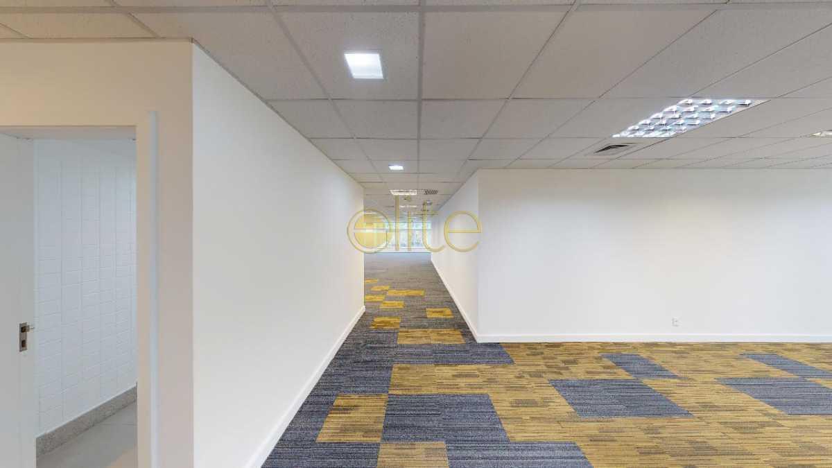 Cond-Rio-Office-Park-Bloco-05- - Sala Comercial 544m² para venda e aluguel Jacarepaguá, Rio de Janeiro - R$ 3.490.000 - EBSL00040 - 3