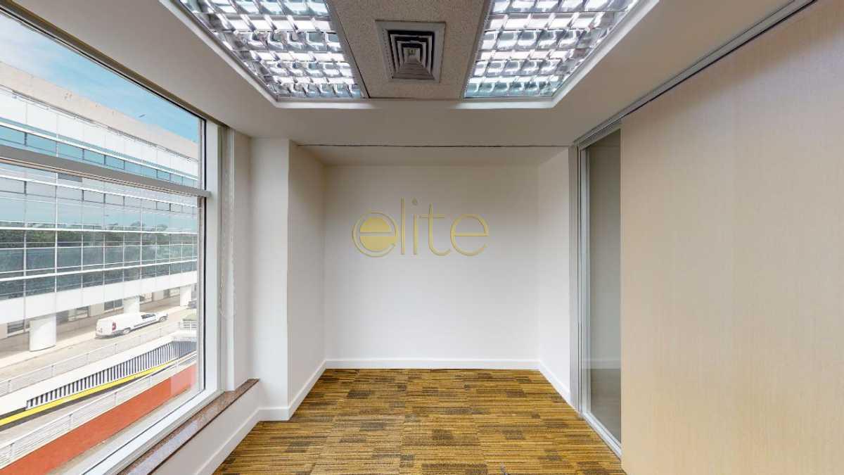 Cond-Rio-Office-Park-Bloco-05- - Sala Comercial 544m² para venda e aluguel Jacarepaguá, Rio de Janeiro - R$ 3.490.000 - EBSL00040 - 8