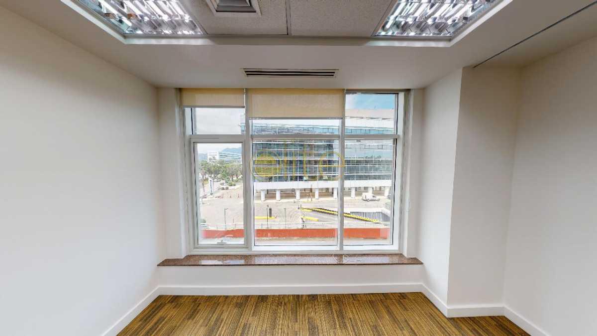 Cond-Rio-Office-Park-Bloco-05- - Sala Comercial 544m² para venda e aluguel Jacarepaguá, Rio de Janeiro - R$ 3.490.000 - EBSL00040 - 9
