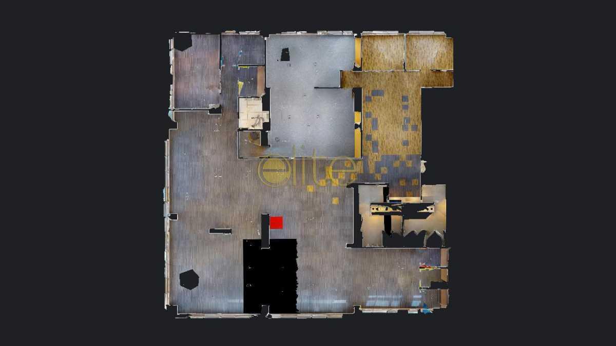 Cond-Rio-Office-Park-Bloco-05- - Sala Comercial 544m² para venda e aluguel Jacarepaguá, Rio de Janeiro - R$ 3.490.000 - EBSL00040 - 23
