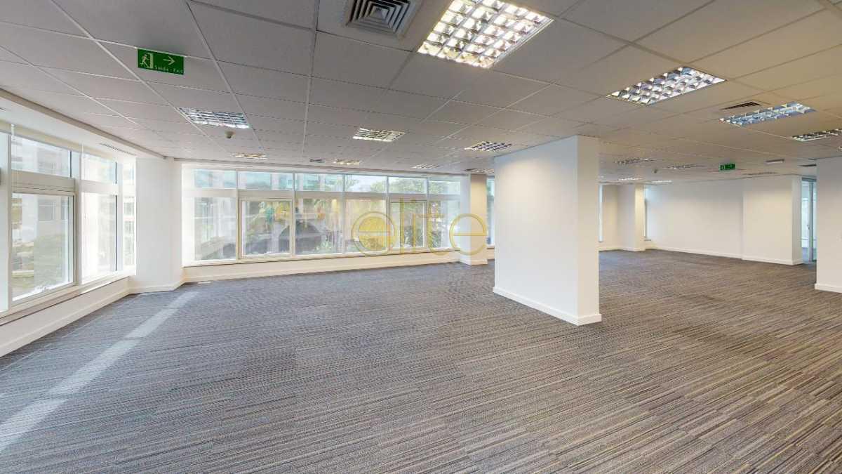 Cond-Rio-Office-Park-Bloco-05- - Sala Comercial 544m² para venda e aluguel Jacarepaguá, Rio de Janeiro - R$ 3.490.000 - EBSL00040 - 27