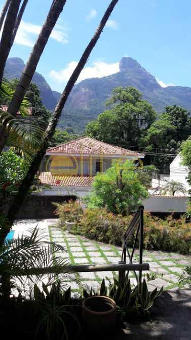 8 - Casa em Condomínio 4 quartos à venda Itanhangá, Rio de Janeiro - R$ 2.600.000 - EBCN40253 - 5