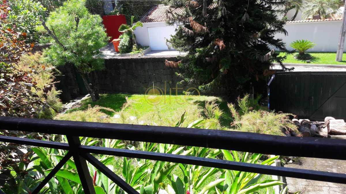 10 - Casa em Condomínio 4 quartos à venda Itanhangá, Rio de Janeiro - R$ 2.600.000 - EBCN40253 - 7