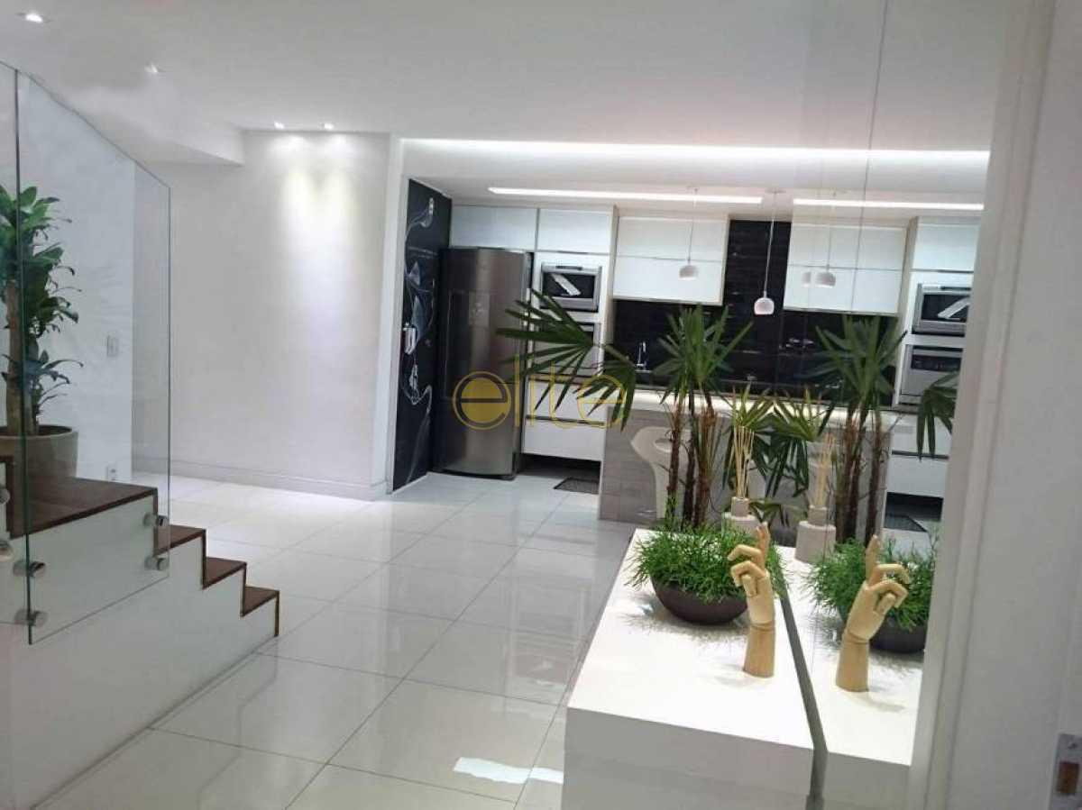 10 - Cobertura 2 quartos à venda Barra da Tijuca, Barra da Tijuca,Rio de Janeiro - R$ 1.460.000 - EBCO20008 - 11
