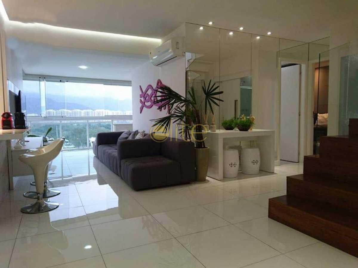 11 - Cobertura 2 quartos à venda Barra da Tijuca, Barra da Tijuca,Rio de Janeiro - R$ 1.460.000 - EBCO20008 - 12