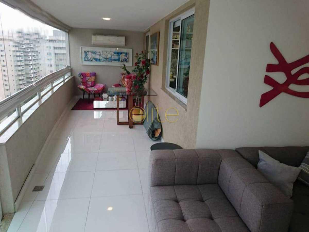 13 - Cobertura 2 quartos à venda Barra da Tijuca, Barra da Tijuca,Rio de Janeiro - R$ 1.460.000 - EBCO20008 - 14
