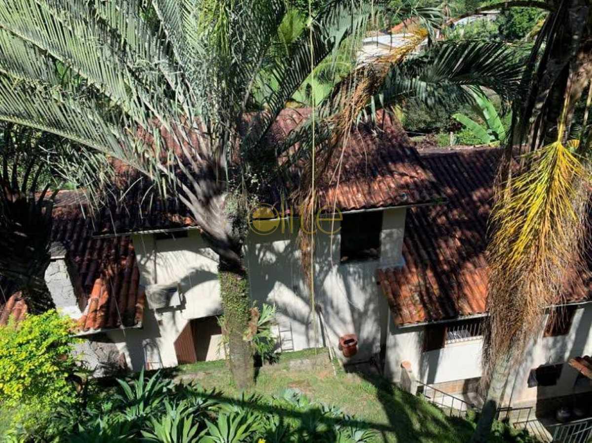suíte pra hóspedes - Casa em Condomínio 7 quartos à venda Itanhangá, Rio de Janeiro - R$ 1.500.000 - EBCN70016 - 18