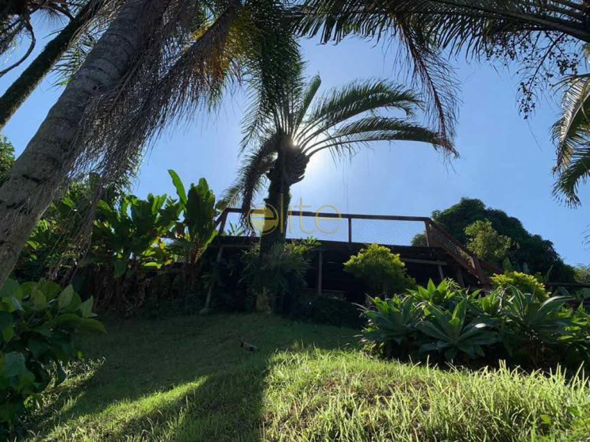jardim - Casa em Condomínio 7 quartos à venda Itanhangá, Rio de Janeiro - R$ 1.500.000 - EBCN70016 - 17
