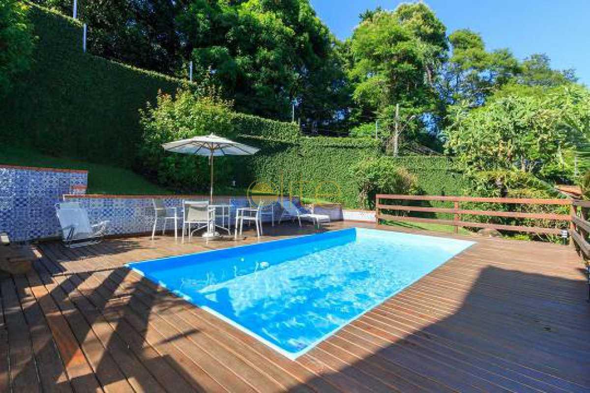 2 - Casa em Condomínio 4 quartos à venda Itanhangá, Rio de Janeiro - R$ 2.200.000 - EBCN40255 - 3