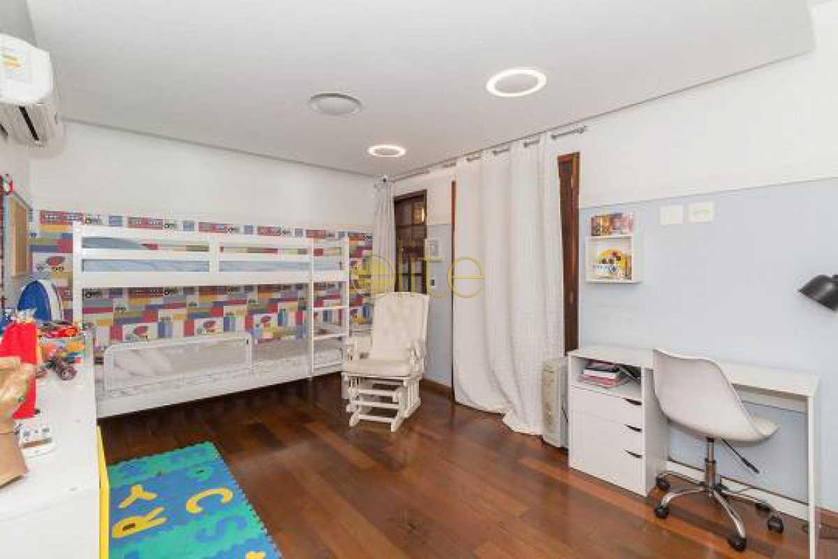 9 - Casa em Condomínio 4 quartos à venda Itanhangá, Rio de Janeiro - R$ 2.200.000 - EBCN40255 - 10