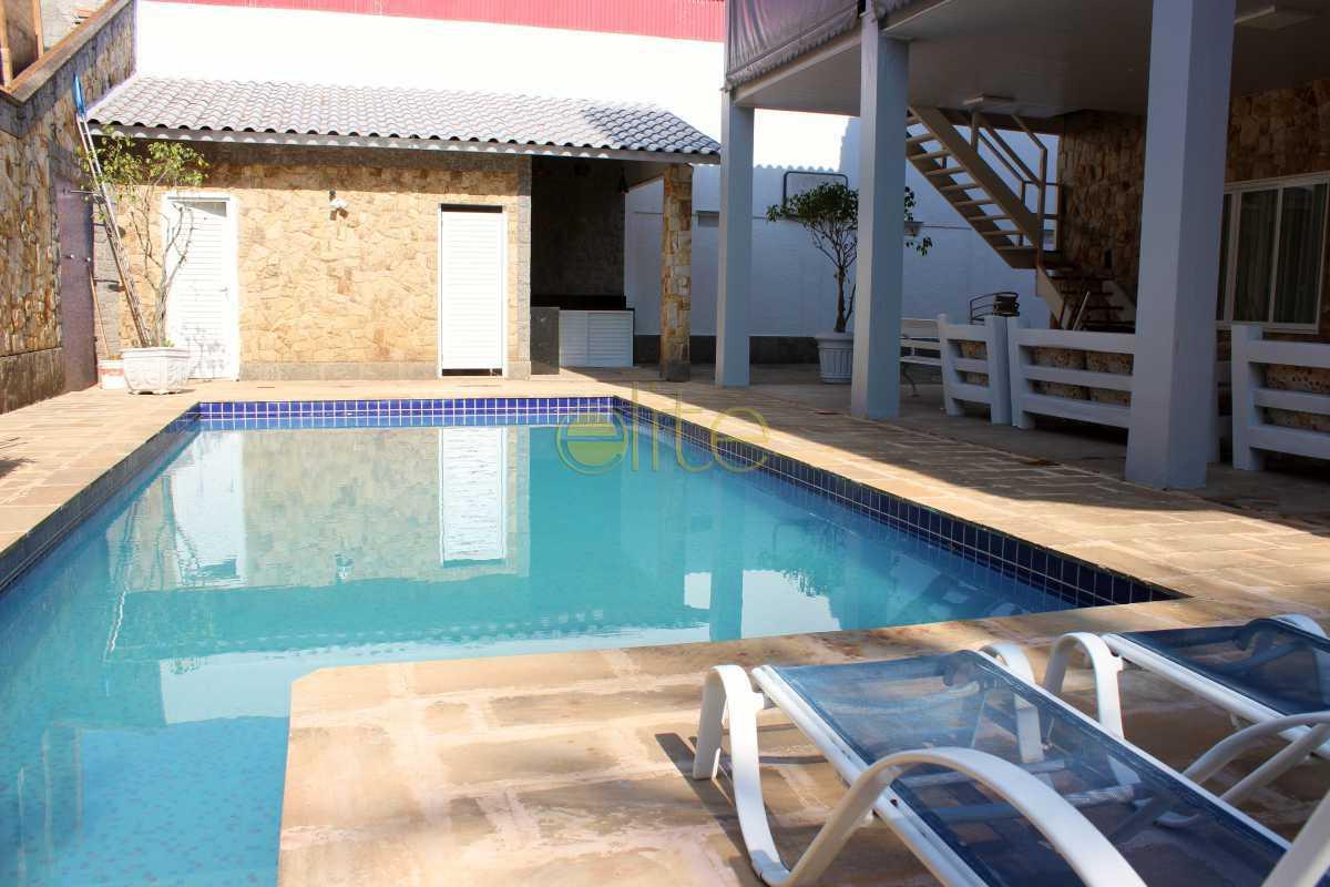 2 - Casa em Condomínio 5 quartos para venda e aluguel Barra da Tijuca, Barra da Tijuca,Rio de Janeiro - R$ 5.600.000 - EBCN50246 - 3
