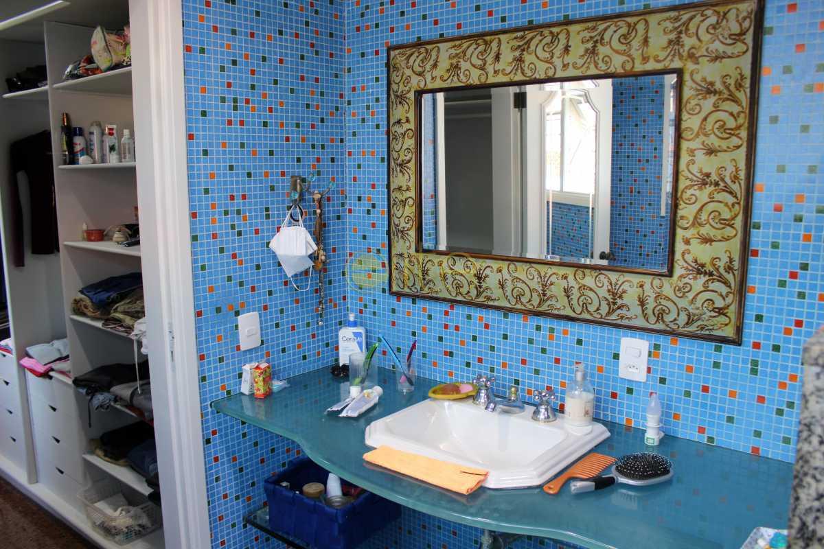 26 - Casa em Condomínio 5 quartos para venda e aluguel Barra da Tijuca, Barra da Tijuca,Rio de Janeiro - R$ 5.600.000 - EBCN50246 - 27