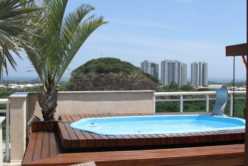 FOTO2 - Cobertura 4 quartos à venda Barra da Tijuca, Barra da Tijuca,Rio de Janeiro - R$ 2.850.000 - CO0022 - 3