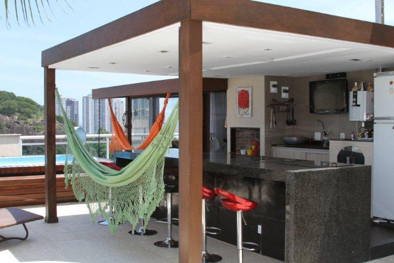 FOTO6 - Cobertura 4 quartos à venda Barra da Tijuca, Barra da Tijuca,Rio de Janeiro - R$ 2.850.000 - CO0022 - 7