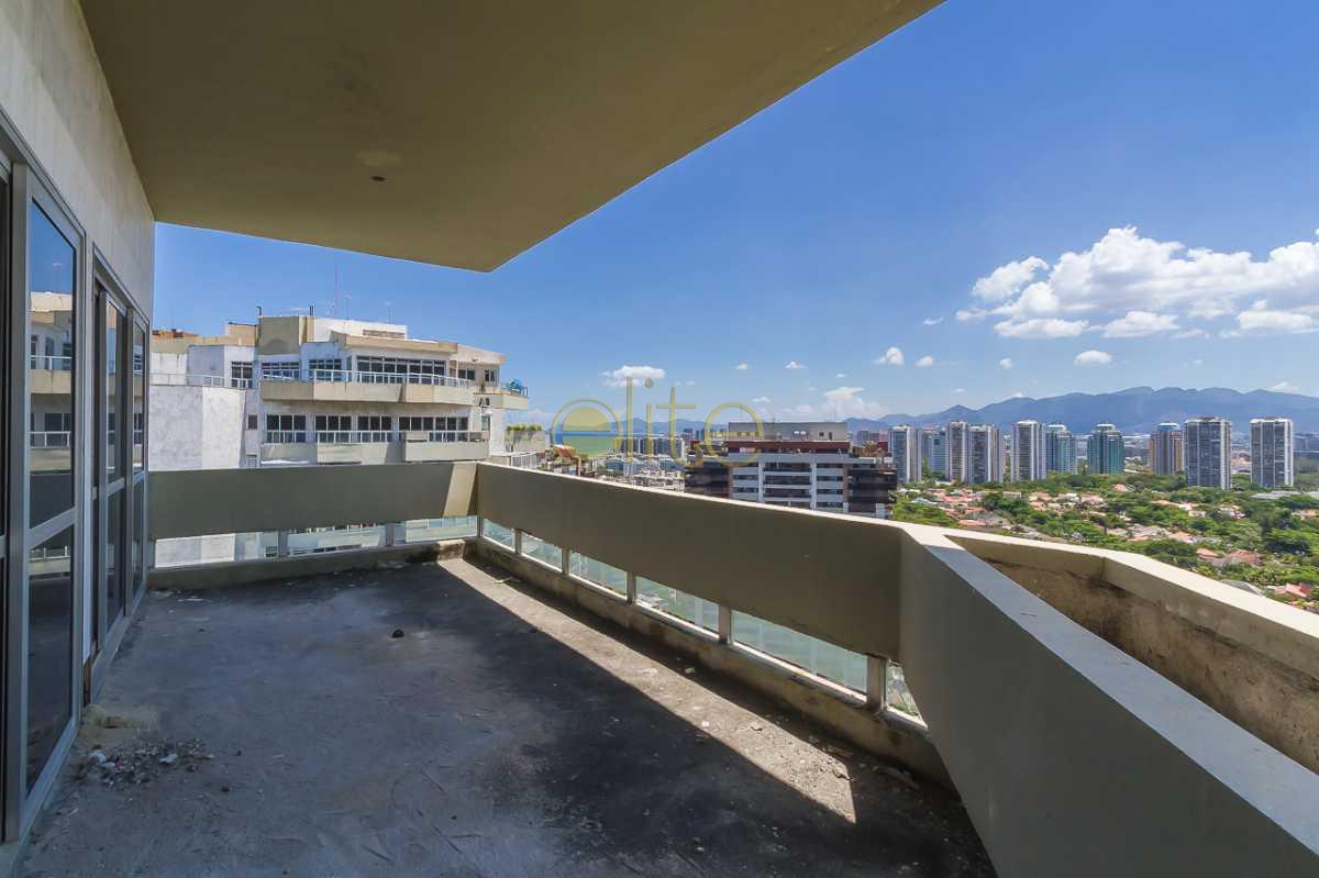 2 - Cobertura À Venda no Condomínio Atlântico Sul - Barra da Tijuca - Rio de Janeiro - RJ - 60035 - 3