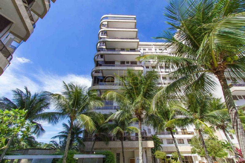 50003  - Apartamento 5 quartos para venda e aluguel Barra da Tijuca, Barra da Tijuca,Rio de Janeiro - R$ 4.200.000 - 50003 - 31