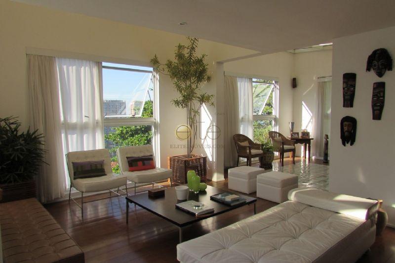 FOTO10 - Casa em Condomínio Rua São Leobaldo,São Conrado, Rio de Janeiro, RJ À Venda, 4 Quartos, 450m² - 71134 - 8