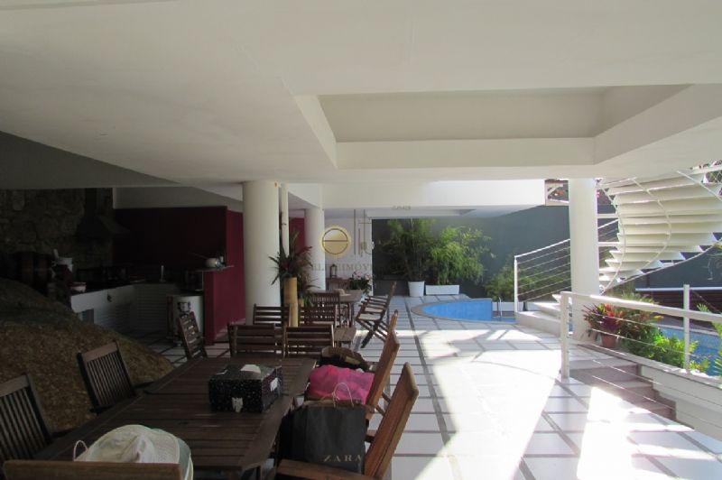 FOTO14 - Casa em Condomínio Rua São Leobaldo,São Conrado, Rio de Janeiro, RJ À Venda, 4 Quartos, 450m² - 71134 - 4