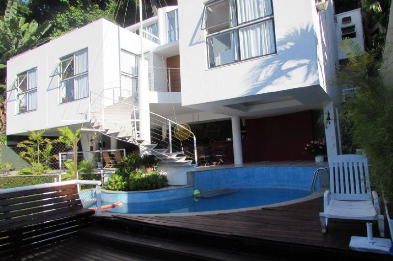 FOTO17 - Casa em Condomínio Rua São Leobaldo,São Conrado, Rio de Janeiro, RJ À Venda, 4 Quartos, 450m² - 71134 - 1