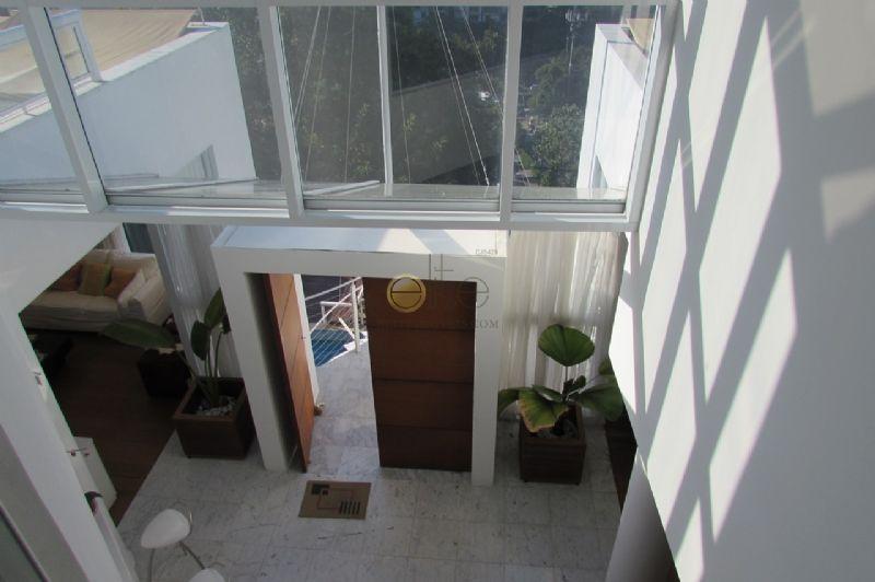 FOTO4 - Casa em Condomínio Rua São Leobaldo,São Conrado, Rio de Janeiro, RJ À Venda, 4 Quartos, 450m² - 71134 - 12