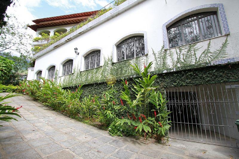FOTO2 - Casa em Condomínio Jardim do Itanhanga, Avenida Filadelfo de Azevedo,Itanhangá, Rio de Janeiro, RJ À Venda, 5 Quartos, 1468m² - 71147 - 3
