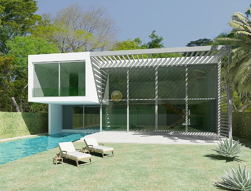 FOTO1 - Casa em Condomínio Wimbledon Park, Barra da Tijuca, Barra da Tijuca,Rio de Janeiro, RJ À Venda, 5 Quartos, 660m² - 71162 - 1
