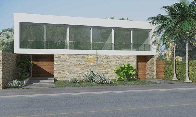 FOTO2 - Casa em Condomínio 5 quartos à venda Barra da Tijuca, Barra da Tijuca,Rio de Janeiro - R$ 12.900.000 - 71162 - 3