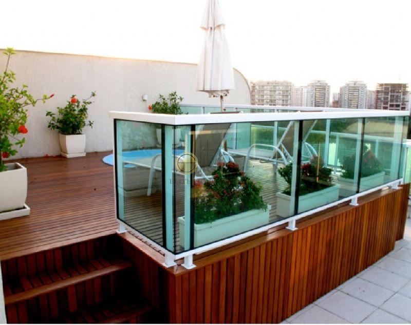 FOTO7 - Cobertura Para Venda ou Aluguel no Condomínio Le Parc - Barra da Tijuca - Rio de Janeiro - RJ - 60050 - 8