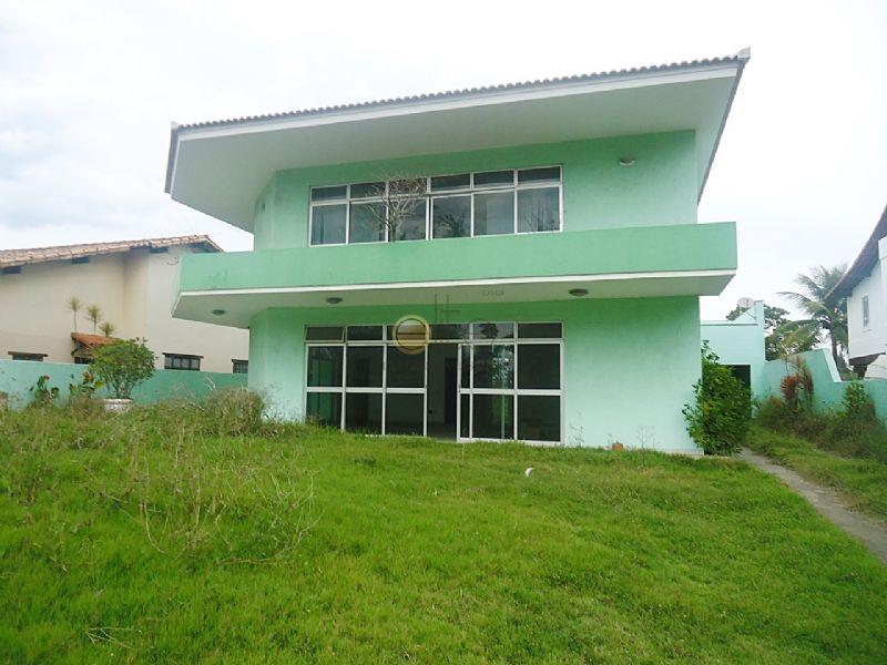 FOTO1 - Casa À Venda no Condomínio Park Palace - Barra da Tijuca - Rio de Janeiro - RJ - 71214 - 1