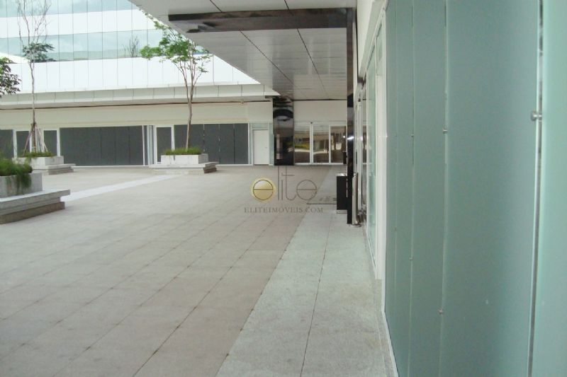 FOTO1 - Loja Para Venda ou Aluguel no Condomínio Dimension - Barra da Tijuca - Rio de Janeiro - RJ - LO0001 - 1