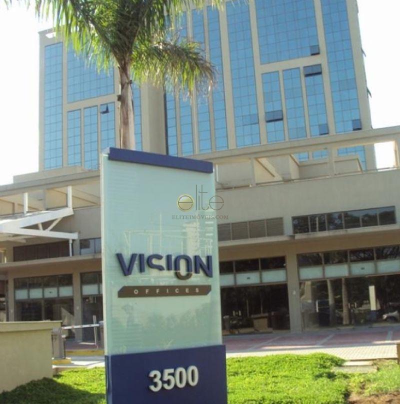 FOTO1 - Sala Comercial Condomínio Vision Office, Avenida Embaixador Abelardo Bueno,Barra da Tijuca, Rio de Janeiro, RJ À Venda, 21m² - 90008 - 1