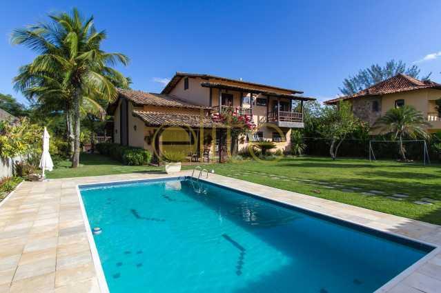 IMG_8156 - Casa Para Venda ou Aluguel no Condomínio Village Marapendi - Barra da Tijuca - Rio de Janeiro - RJ - CA0107 - 26