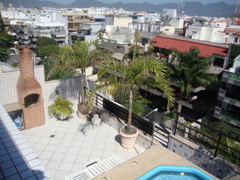 FOTO21 - Cobertura Recreio dos Bandeirantes, Rio de Janeiro, RJ À Venda, 5 Quartos, 335m² - 60066 - 22
