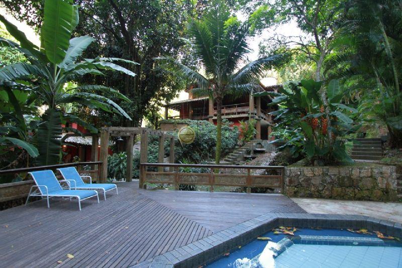 FOTO4 - Casa À Venda no Condomínio Pedra Bonita - São Conrado - Rio de Janeiro - RJ - 71247 - 5