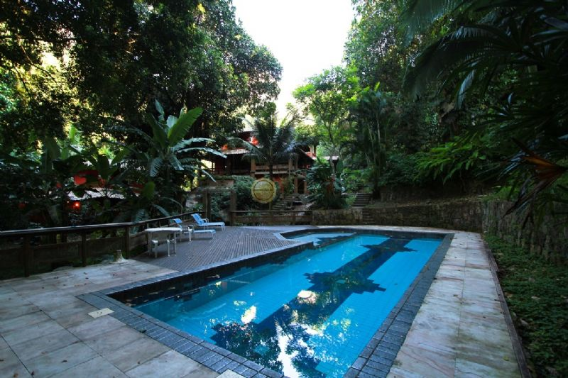 FOTO6 - Casa em Condomínio Pedra Bonita, Rua Gabriel Garcia Moreno,São Conrado, Rio de Janeiro, RJ À Venda, 5 Quartos, 500m² - 71247 - 7
