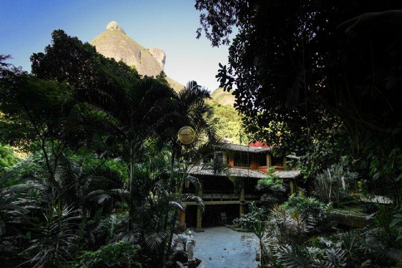 FOTO7 - Casa À Venda no Condomínio Pedra Bonita - São Conrado - Rio de Janeiro - RJ - 71247 - 8