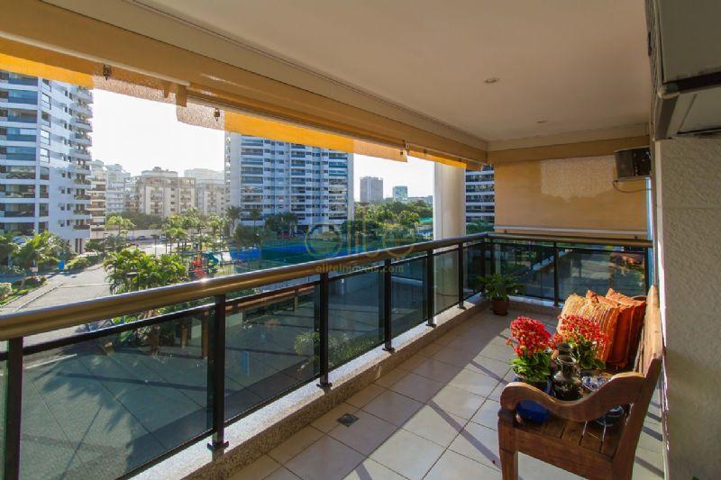 FOTO2 - Apartamento 3 quartos para venda e aluguel Barra da Tijuca, Barra da Tijuca,Rio de Janeiro - R$ 3.000.000 - AP0072 - 3