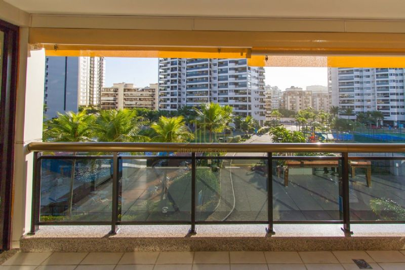 FOTO3 - Apartamento Para Venda ou Aluguel no Condomínio Water Ways - Barra da Tijuca - Rio de Janeiro - RJ - AP0072 - 4