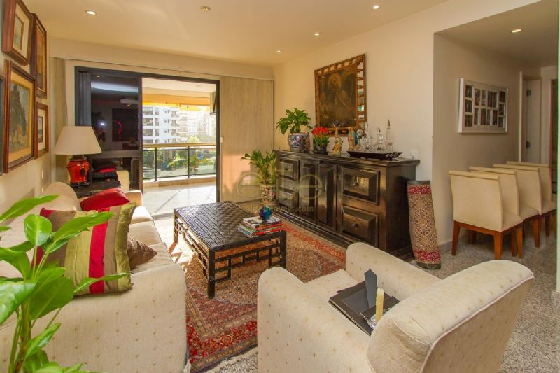 FOTO6 - Apartamento Para Venda ou Aluguel no Condomínio Water Ways - Barra da Tijuca - Rio de Janeiro - RJ - AP0072 - 7