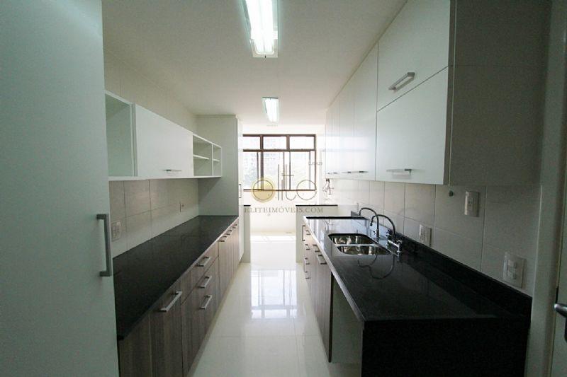 FOTO17 - Apartamento Condomínio Golden Green, Barra da Tijuca, Barra da Tijuca,Rio de Janeiro, RJ Para Alugar, 4 Quartos, 217m² - AP40156 - 17