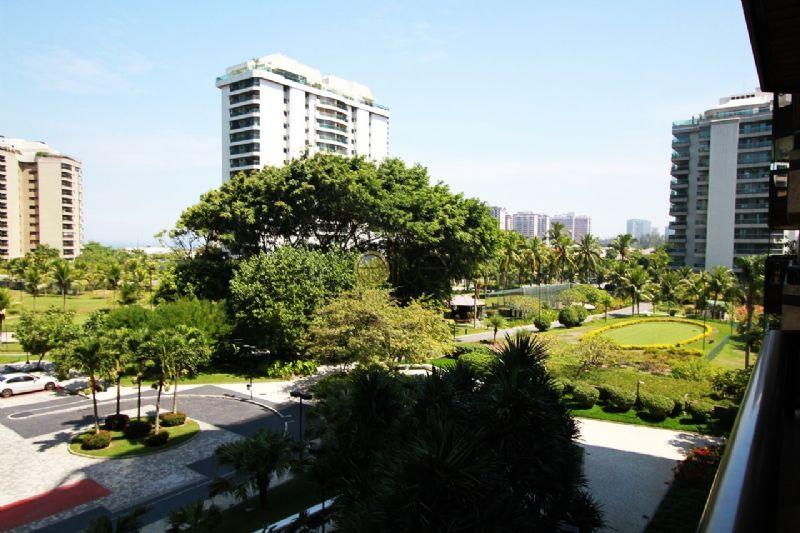 FOTO9 - Apartamento Condomínio Golden Green, Barra da Tijuca, Barra da Tijuca,Rio de Janeiro, RJ Para Alugar, 4 Quartos, 217m² - AP40156 - 9