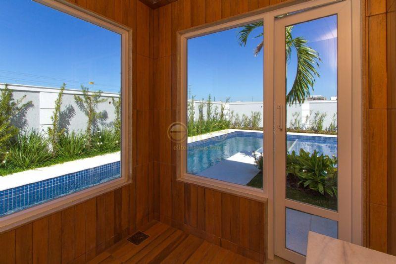 FOTO3 - Casa À Venda no Condomínio Alphaville - Barra da Tijuca - Rio de Janeiro - RJ - CA0148 - 4